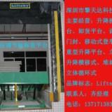升降机卸货平台调节板厂家电话13717138352