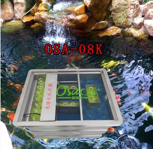 奥利仕鱼池过滤设备