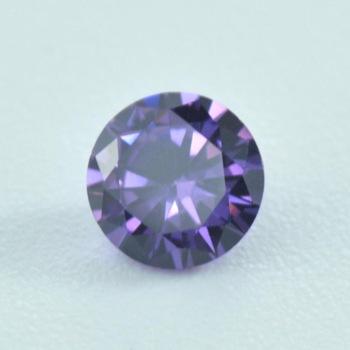 梧州圆形中紫红锆石价格 圆形中紫红锆石供应商 圆形中紫红锆石批发厂家