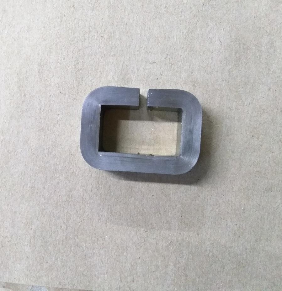 纳米晶开口切气隙磁环超微晶磁芯开气隙切口开缝非晶铁芯k3霍尔电流传感器用电动车电驱动电机控制器系统大功率AC/DC器用