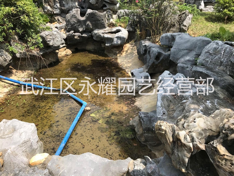 广东韶关太湖石定制  太湖石设计