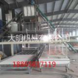 复合保温外模板设备 复合保温结构一体化设备 节能设备生产线 全自动化供料设备 大明厂家