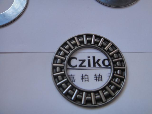 平面滚针轴承AXK1730 平面推力滚针轴承