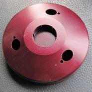 塑料ABS五金零件制品橡塑厂家图片