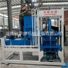 移动式水泥空心砖机 自动水泥砖机