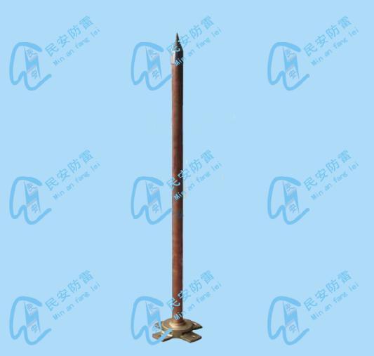 厂家供应铜包钢避雷针MA-TBG