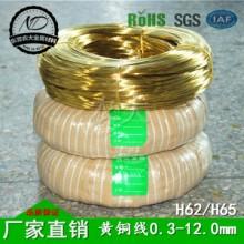 黄铜线厂家@黄铜螺丝线 专业生产 质量保证图片