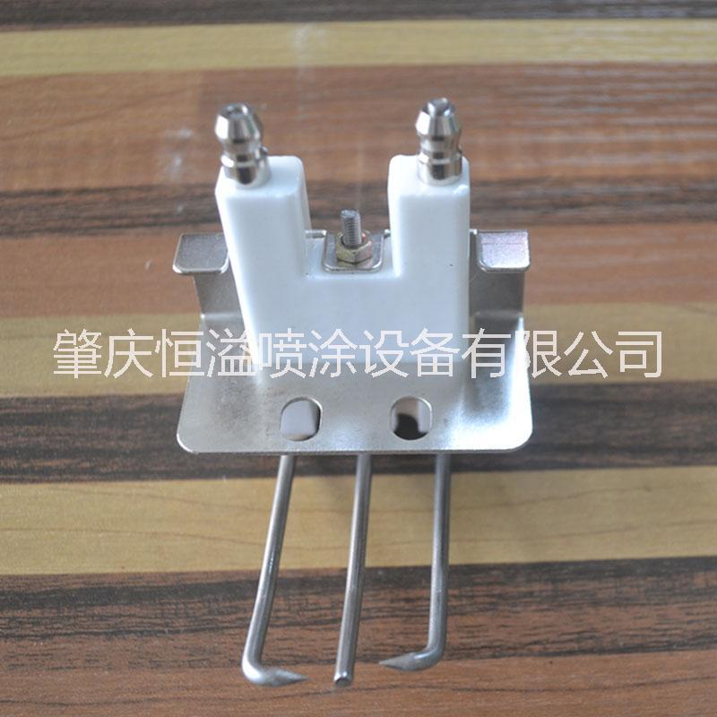 瓦斯燃烧器陶瓷点火针广东自动点火装置感应针点火棒厂家点火电极价格