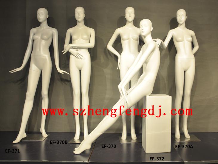 服装模特衣架 时装展示模特 玻璃钢模特道具 亮光橱窗模特