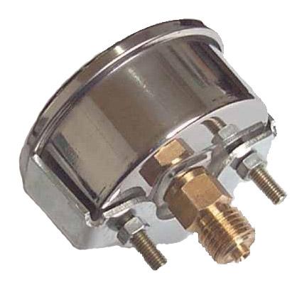 卡箍耐震压力表 轴向卡箍耐震压力表