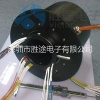胜途电子供应端面打磨机滑环 风力发电扇叶打磨滑环 3路60A+2路40A滑环