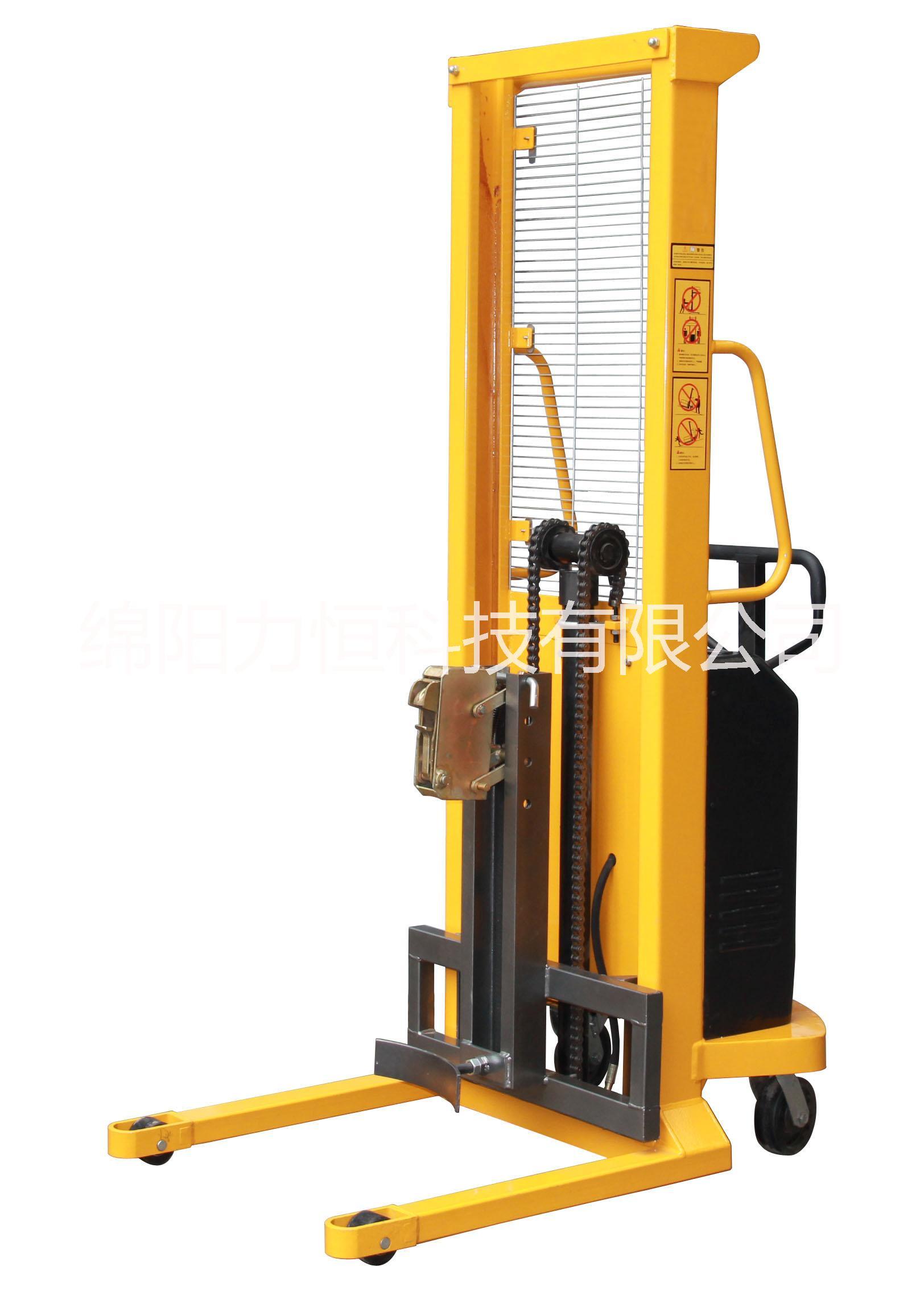 油桶搬运车 液压装卸车 电动液压升高车 油桶搬运车  电动液压