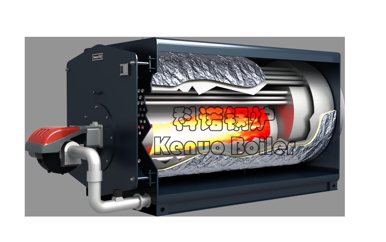 低氮燃气冷凝常压热水锅炉图片/低氮燃气冷凝常压热水锅炉样板图 (2)