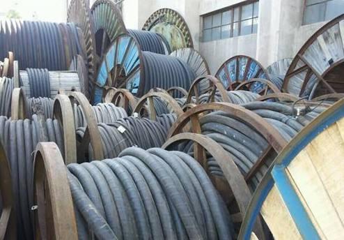 内蒙古闲置电线电缆回收
