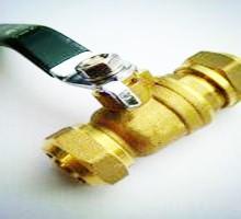 内丝单卡外丝单卡式黄铜铝塑管球阀