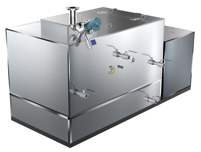 油水分离器工作原理_富克林密闭油水分离器