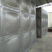 福建不锈钢消防水箱生产厂家图片