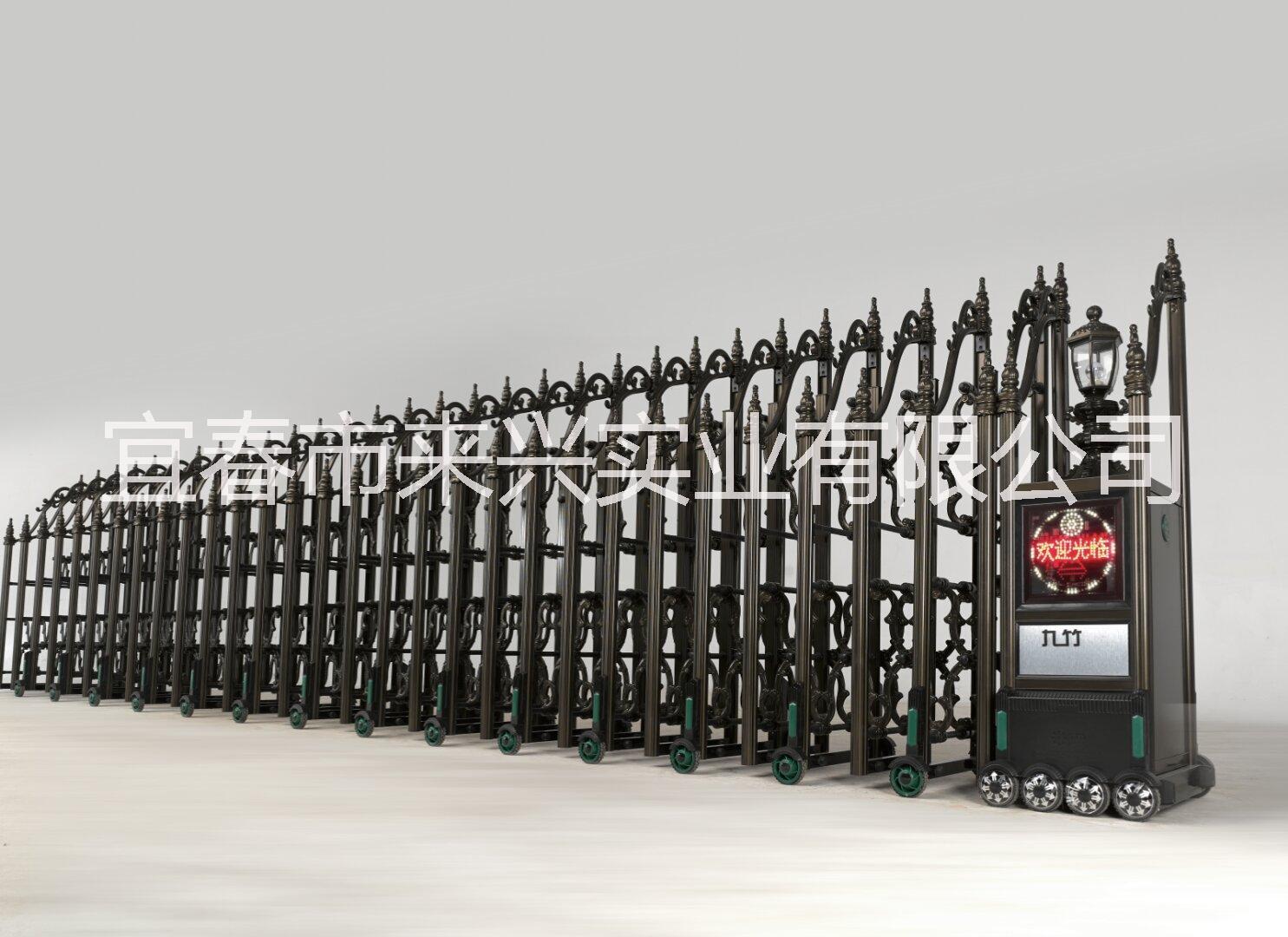 经典欧式铸铝别墅门JZ-07       江西经典欧式铸铝别墅门        经典欧式铸铝别墅门供应