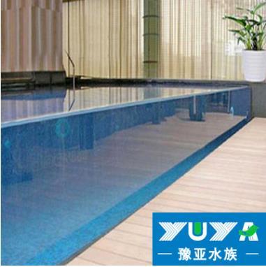 上海亚克力游泳池供应商 亚克力游泳池 定做 亚克力游泳池 报价