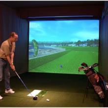 yunyida模拟高尔夫系统技术先进 10亿用户都在使用的好品牌品质有保障