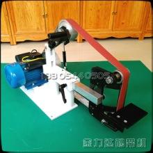 山东砂带机厂家供应JLD系列电动砂带抛光机 台式砂带机 小型砂带机 砂带磨刀机