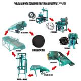 保型废旧轮胎胶粉厂家 节能环保型废旧轮胎胶粉生产线