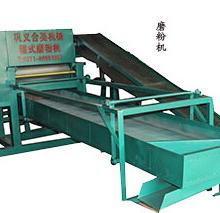 河南废旧轮胎精细胶粉自动化生产线价格图片