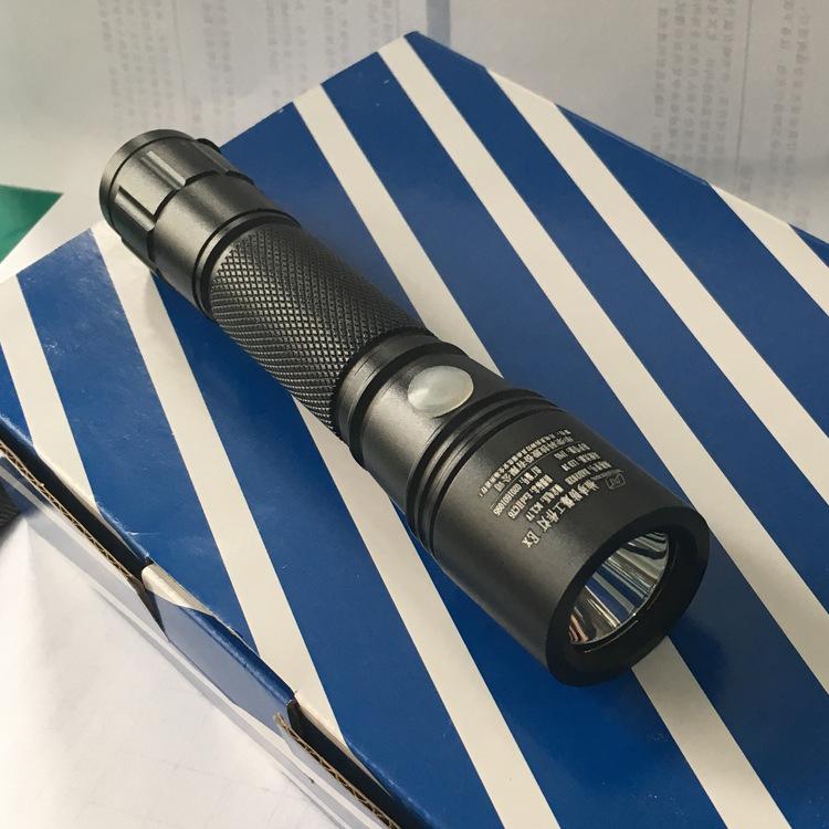 海洋王BAD202B袖珍防爆工作灯 手电筒 强光 充电 防爆LED充电手电
