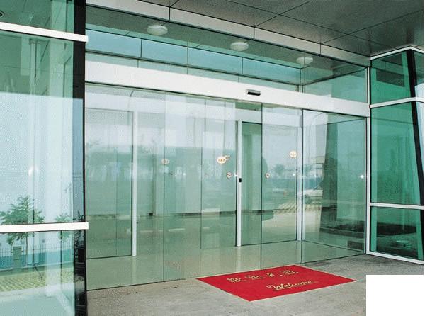 感应门 自动门 整套机组 自动平移门玻璃门轨道
