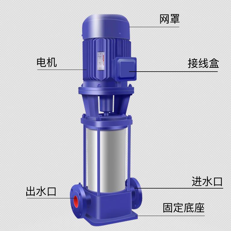 立式消防泵图片/立式消防泵样板图 (2)