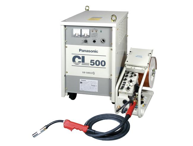唐山松下YD-500CL5多功能长电缆高性能气保焊机