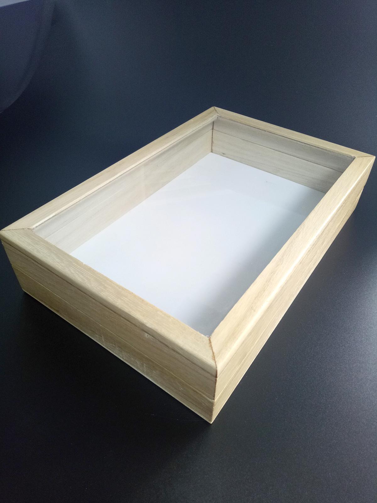 实木标本盒 昆虫标本盒针插标本盒