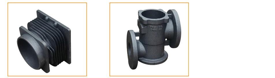 承接翻砂铸造加工 灰铁球铁铸件定制加工 船舶机械泵体铁铸件铸造加工