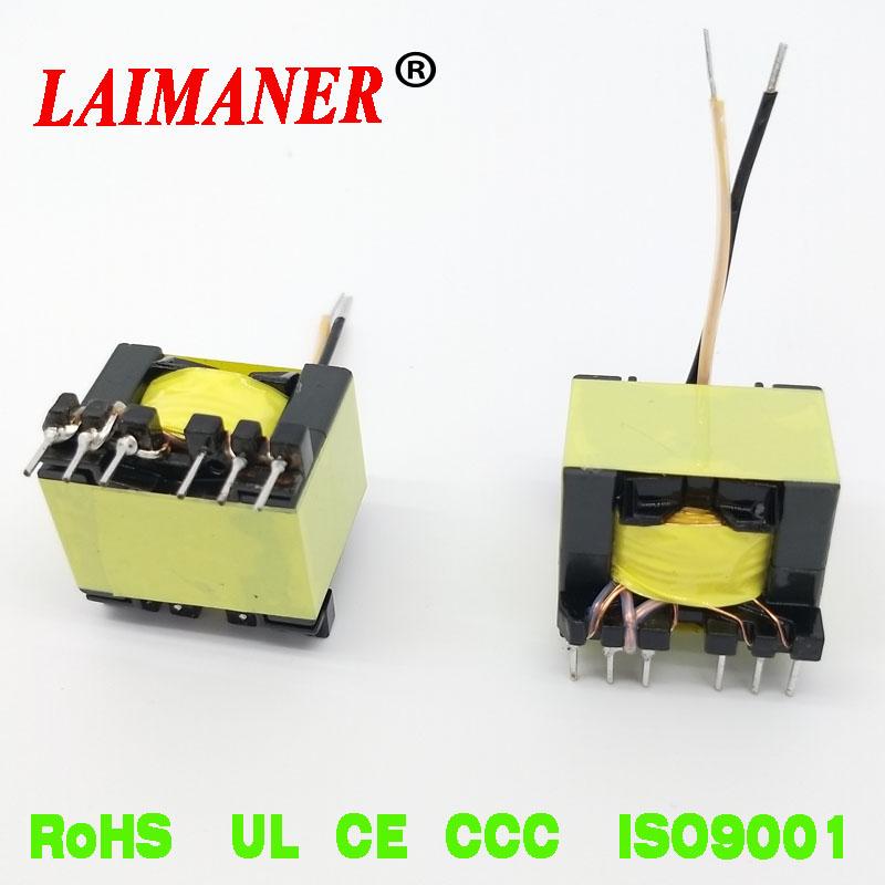 EE75引出式电源变压器 光伏变压器 EE70  EE110 EE120 EER25高频变压器