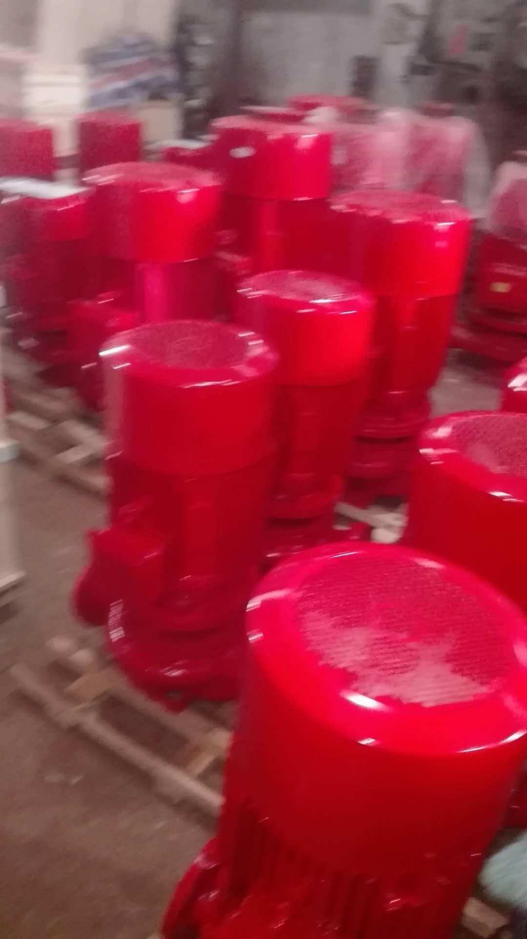 恒压给水设备消火栓泵厂家消防泵XBD12/20-HY-45KW江洋水泵质量好喷淋泵XBD11/20-HY-45KW