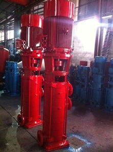 厂房专用消防泵 消防设备 供水泵XBD3.7/2.0-40L室外喷洒水泵XBD3.4/3.8-40L 江洋泵业