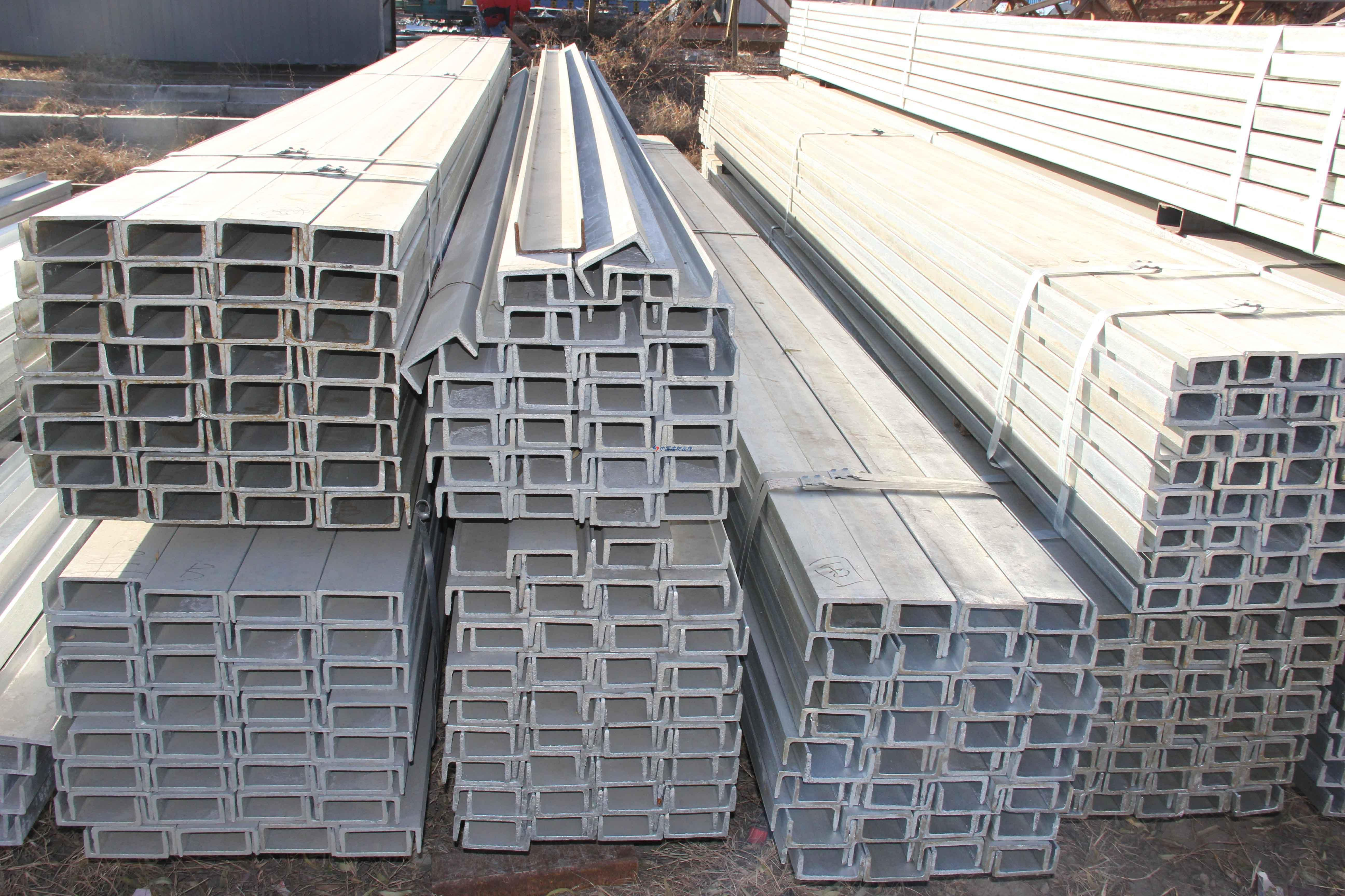 Q235日标槽钢现货供应,150X75规格日标槽钢