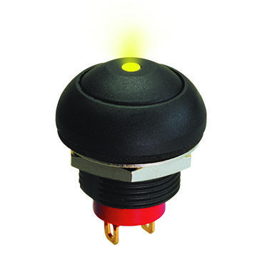 IP67防水按钮开关厂商丨按键开关供应商/防水按键开关/复位防水按键开关