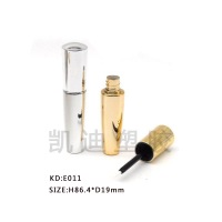 汕头E011眼线管时尚新品眼线液瓶颜色可定制厂家批发