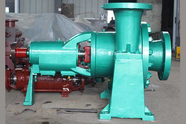 长沙水泵厂XR250-500高温循环泵10年无故障运行