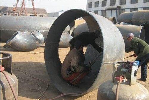 碳钢封头 碳钢弯头