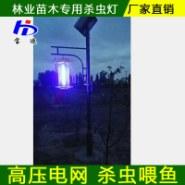 林业苗木杀虫灯太阳能户外农用灭虫图片