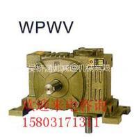 WPWV蜗杆减速机 减速机生产厂家 减速机供应商 减速机的批发价