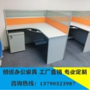 东莞办公桌厂电脑桌椅办公室家具图片