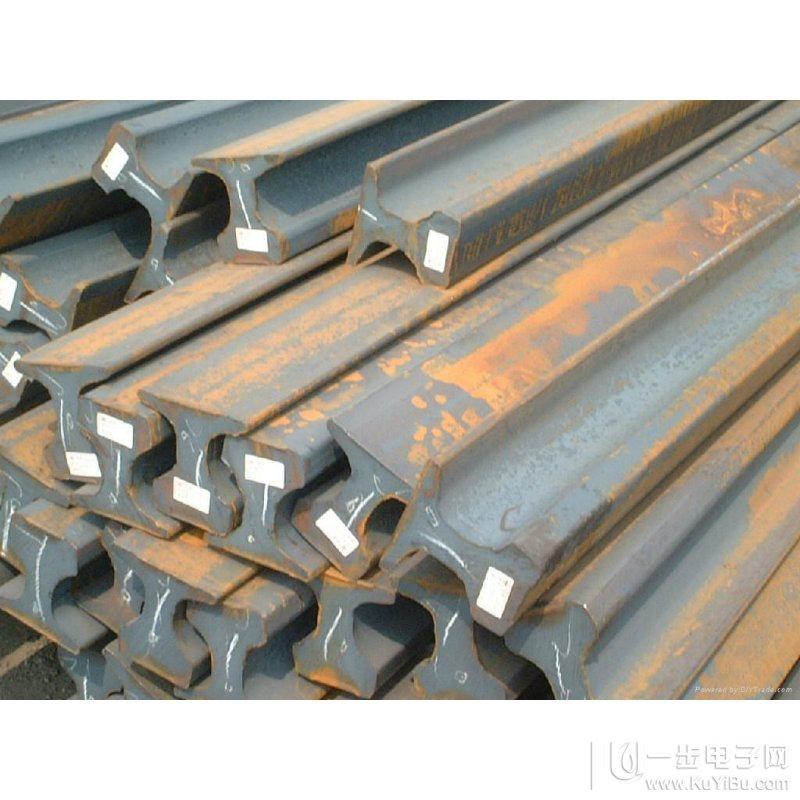 厂家直销 钢轨 钢轨配件 轻轨 43kg旧钢轨 国标重轨 轨道钢