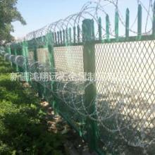 新疆钢丝焊接网围栏厂,乌鲁木齐浸塑护栏网安装批发