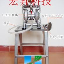供应台湾三丰气动隔膜泵厂家~ 厦门气动自吸泵价格 气动双隔膜泵产地