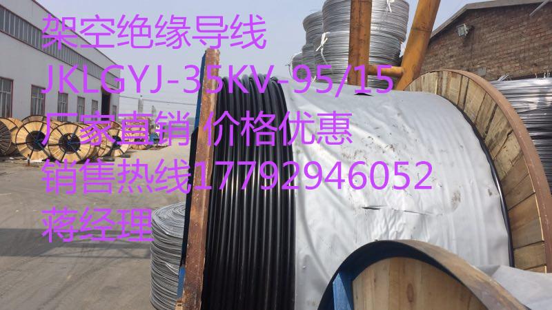 四川雅安市厂家直销架空绝缘导线JKLYJ-1KV-95量大从优