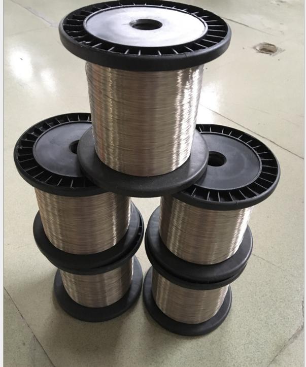 华安厂家直销【优质】八芯高温线 轴装纯镍丝