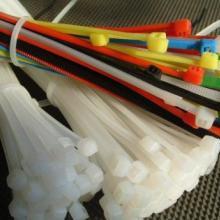 佛山尼龙扎带厂家品质保证 束线带